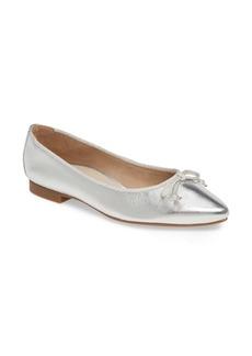 Paul Green Andre Pointy Toe Ballet Flat (Women)