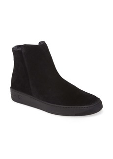 Paul Green Arctic Grip Water Resistant Genuine Shearling Bootie (Women)