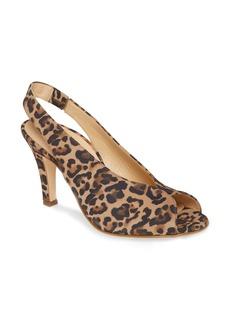 Paul Green Avanti Peep Toe Slingback Sandal (Women)