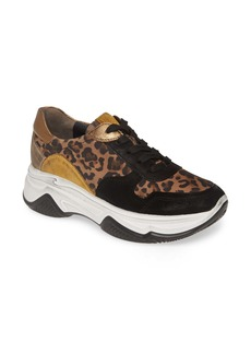 Paul Green Blend Lace-Up Sneaker (Women)