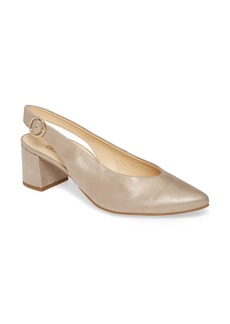 Paul Green Brittany Pointed Toe Slingback Pump (Women)