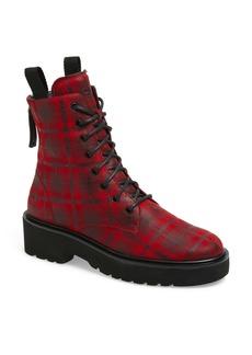 Paul Green Bronx Lace-Up Platform Boot (Women)