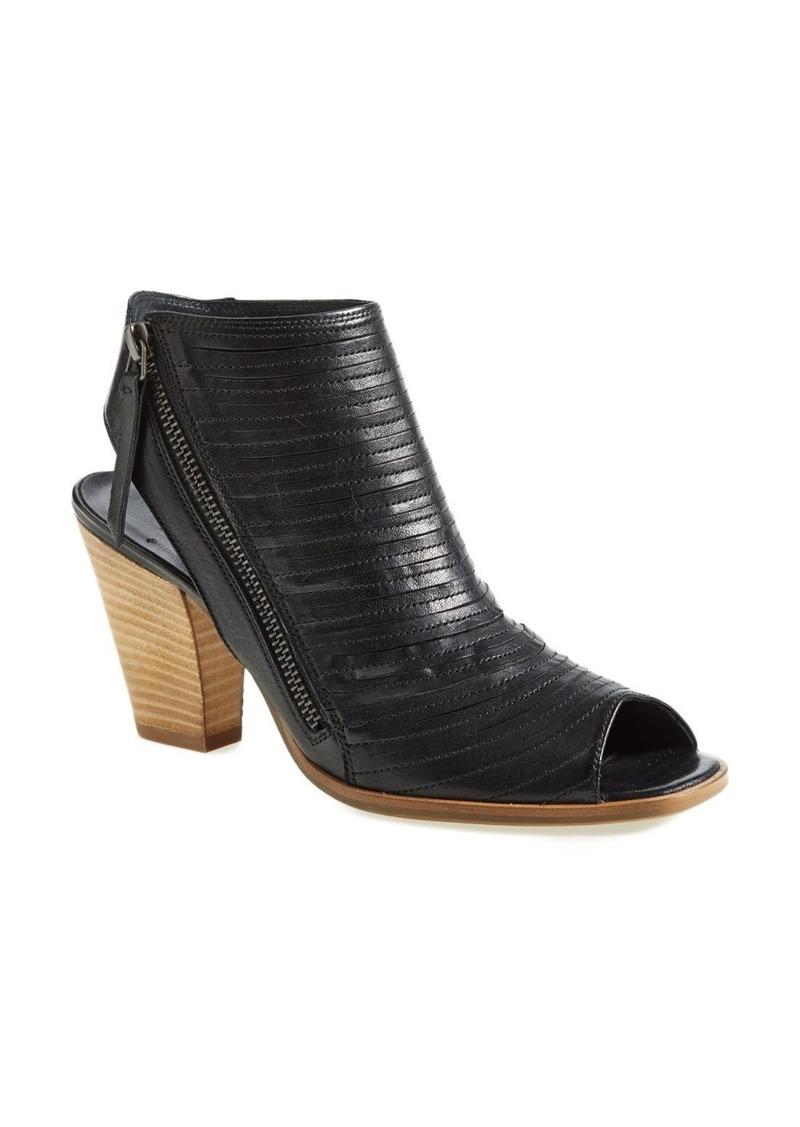 72898cddf40 Paul Green Paul Green  Cayanne  Leather Peep Toe Sandal (Women)