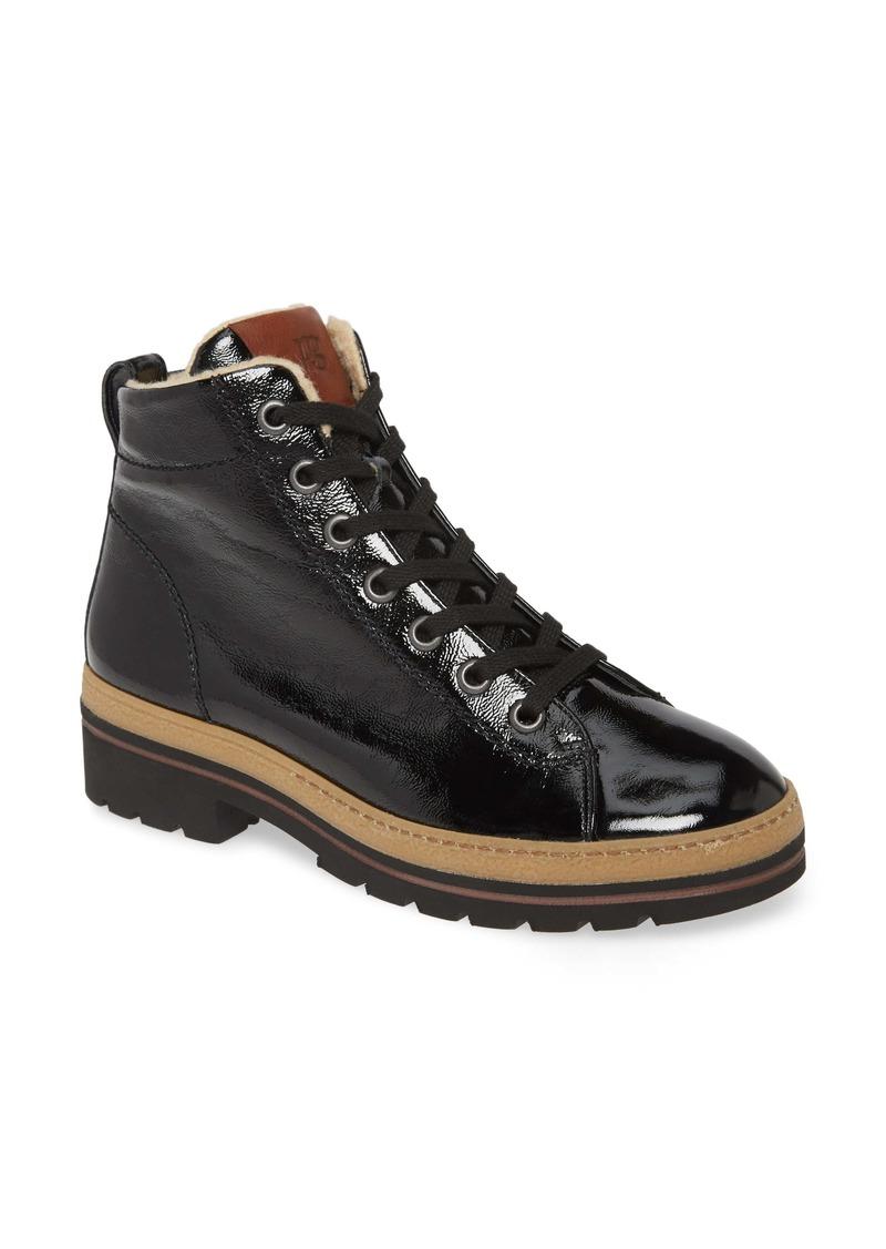 Paul Green Crane Faux Fur Lined Boot (Women)