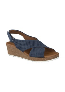 Paul Green Hollie Slingback Wedge Sandal (Women)