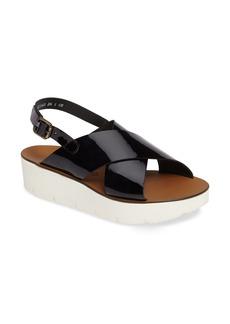 Paul Green Nico Cross Strap Platform Sandal (Women)