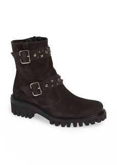 Paul Green Veronia Studded Buckle Boot (Women)