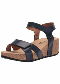 Paul Green Women's April SNDL Wedge Sandal   M US