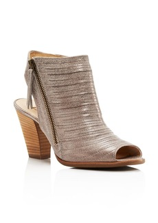 Paul Green Women's Cayanne Peep-Toe Booties