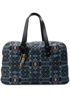 Paul Smith abstract print holdall