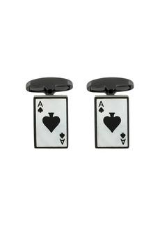 Paul Smith Ace of Spades Card cufflinks