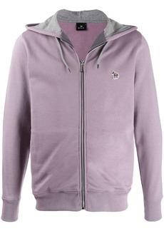 Paul Smith appliqué detail hoodie