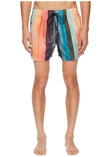 Paul Smith Artist Stripe Classic Swimsuit