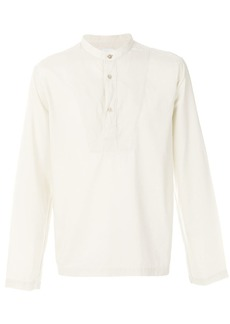 Paul Smith band collar shirt