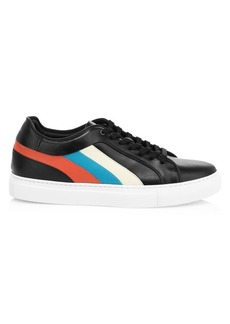 Paul Smith Basso Colorblock Leather Sneakers