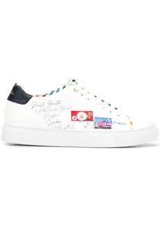Paul Smith Basso Envelope print sneakers