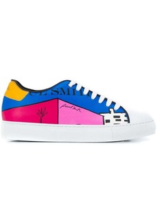 Paul Smith Basso printed sneakers