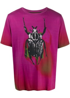 Paul Smith beetle print T-shirt