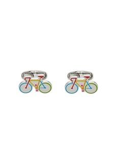 Paul Smith bike cufflinks