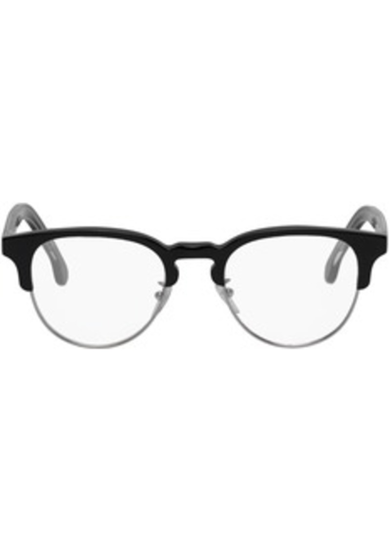 Paul Smith Black & Silver Birch V1 Glasses