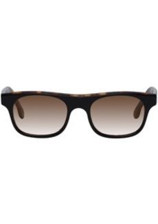 Paul Smith Black & Tortoiseshell Bernard V2 Sunglasses