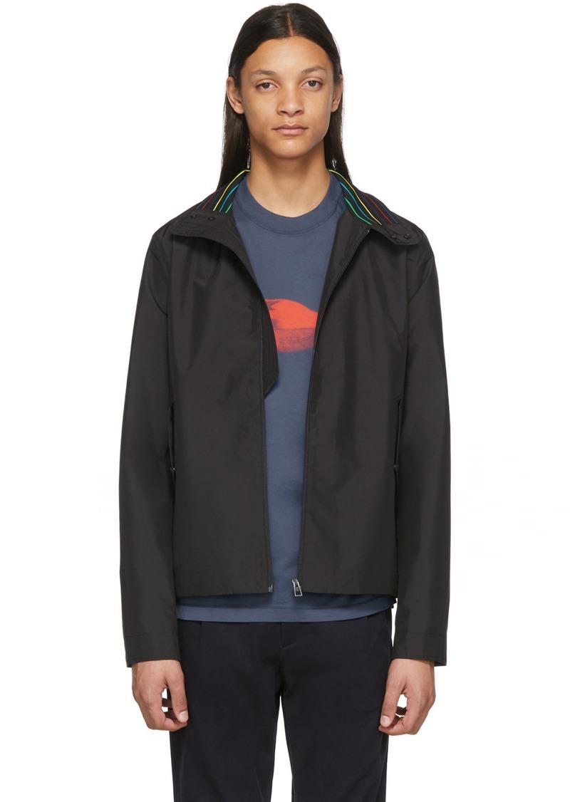 Paul Smith Black Harrington Jacket