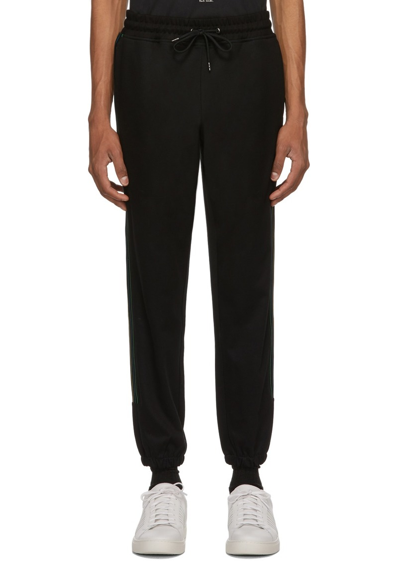 Paul Smith Black Jogger Lounge Pants