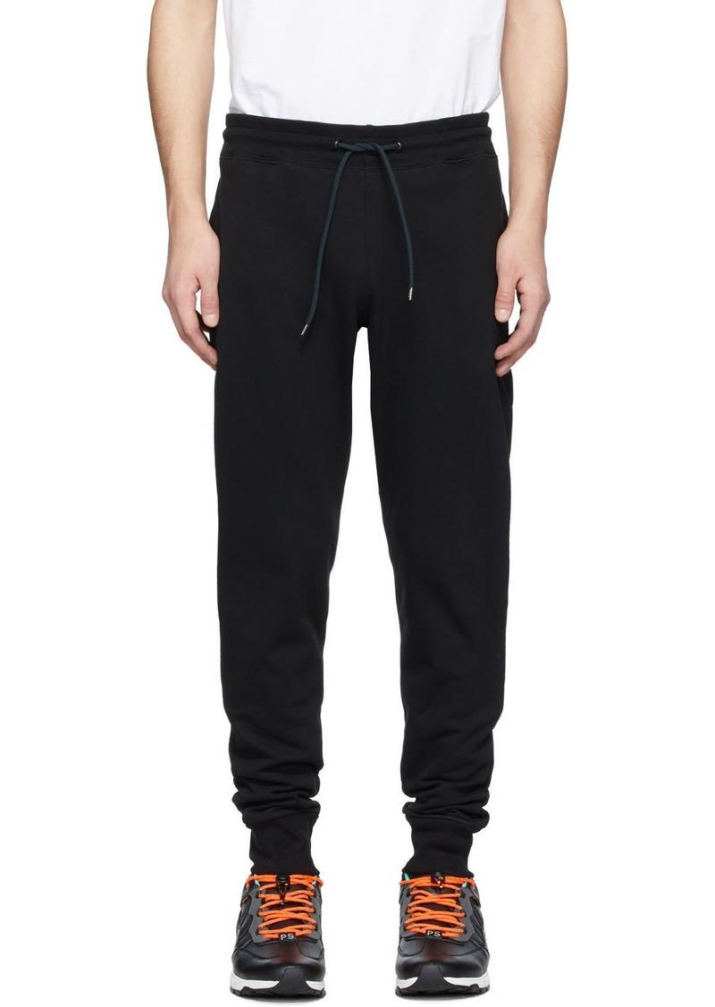 Paul Smith Black Slim-Fit Sweatpants