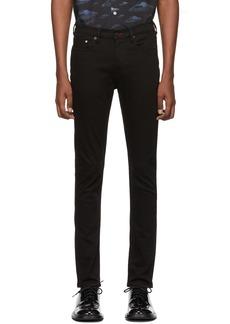 Paul Smith Black Stay Black Reflex Jeans