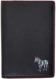 Paul Smith Black Zebra Bifold Wallet
