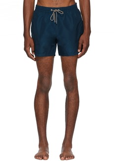Paul Smith Blue Classic Swim Shorts