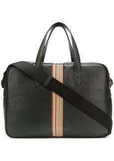 Paul Smith Bright Stripe holdall bag