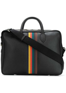 Paul Smith 'Bright Stripe' laptop bag
