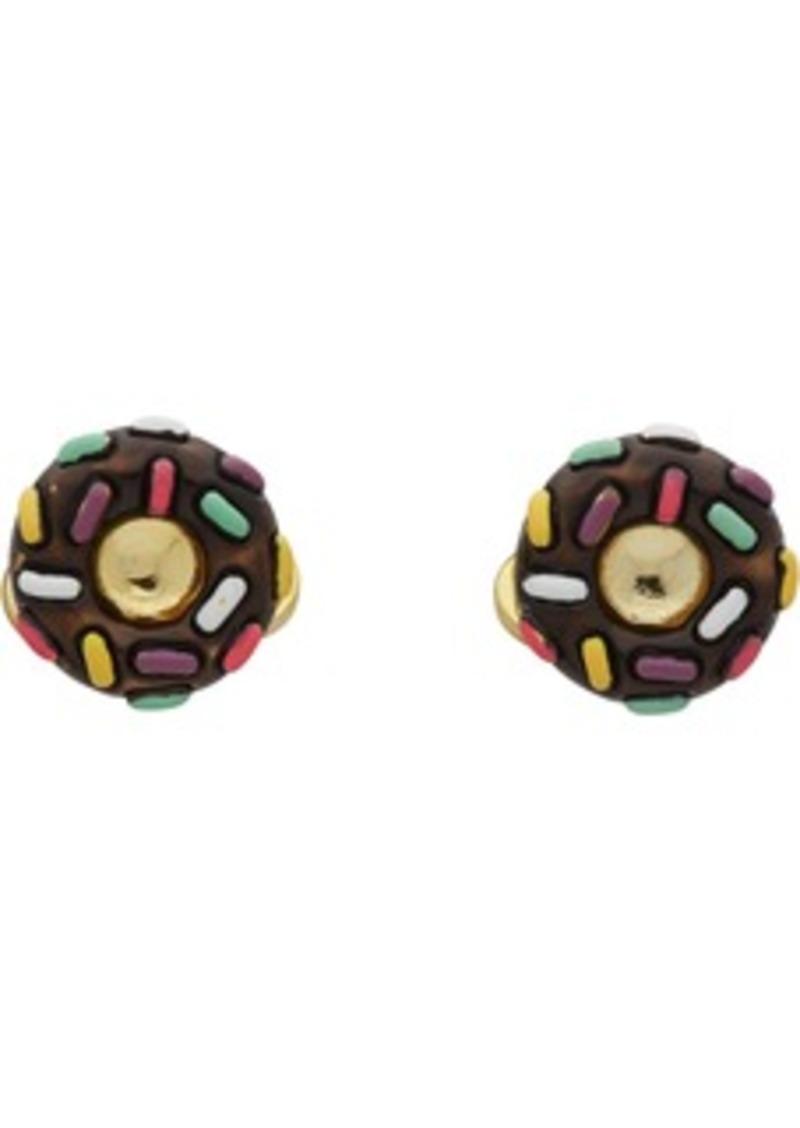 Paul Smith Brown Donut Cufflinks