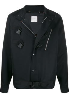 Paul Smith buckle detail jacket