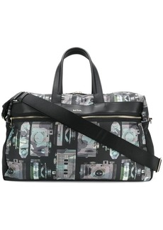 Paul Smith camera print holdall bag