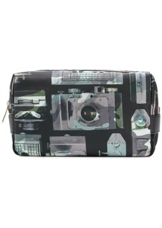 Paul Smith camera print wash bag
