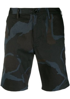 Paul Smith camouflage print shorts