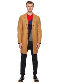 Paul Smith Cashmere Blend Coat