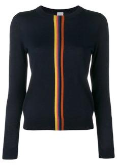 Paul Smith central stripe sweater