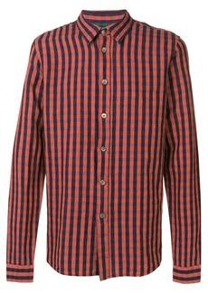 Paul Smith check print shirt