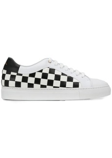 Paul Smith checkered low-top sneakers