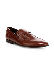Paul Smith Chilton Leather Penny Loafers