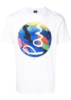 Paul Smith circle print T-shirt