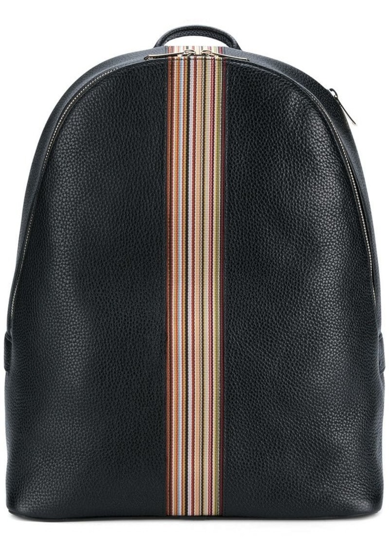 Paul Smith classic stripe backpack