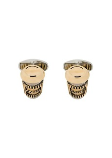 Paul Smith coffee cup cufflinks