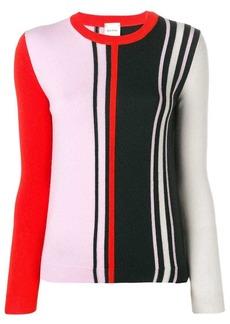 Paul Smith colour block sweater