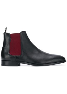 Paul Smith contrast side panel boots