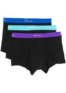 Paul Smith contrast waistband boxers