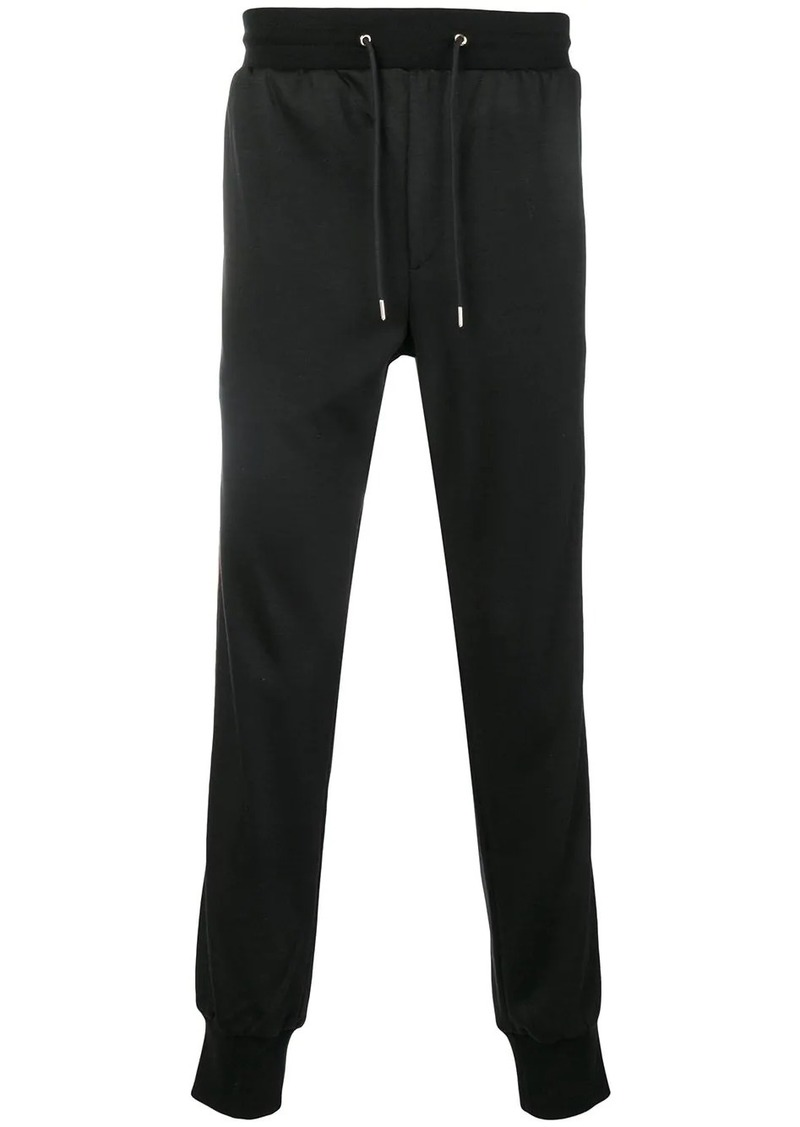 Paul Smith contrasting track pants
